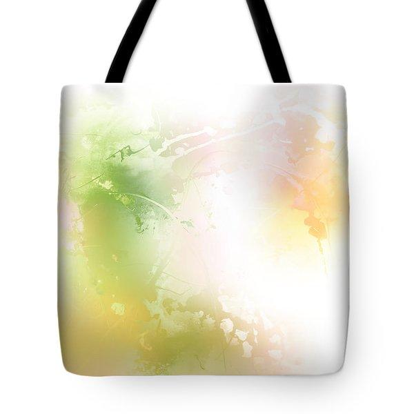 Spring Iv Tote Bag