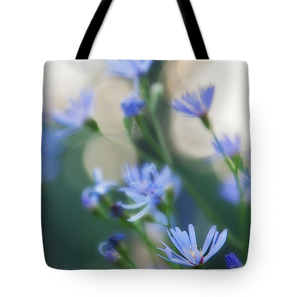 Spring Tote Bag by Kate Livingston