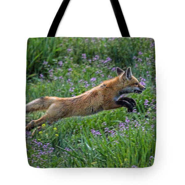Spring Kit Tote Bag