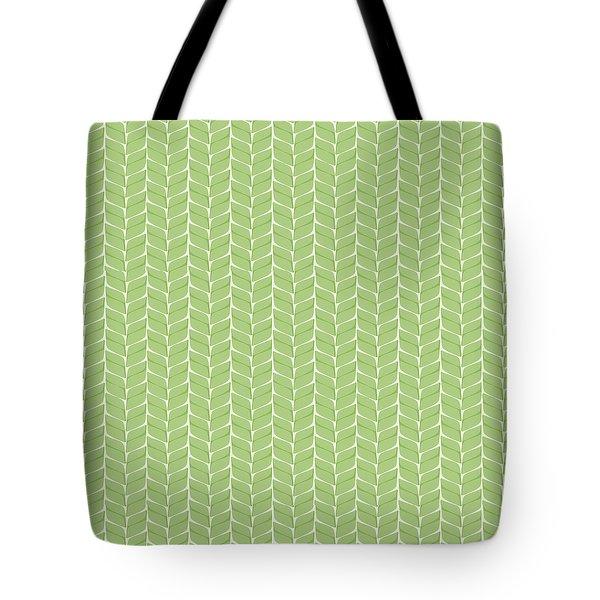 Spring Leaf Tote Bag by Linde Townsend