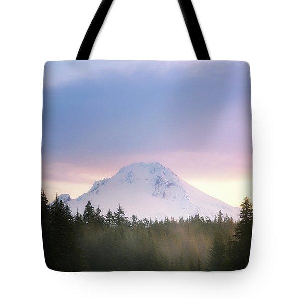 Spring Lenticular Tote Bag