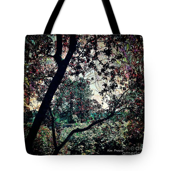 Spring Life Tote Bag