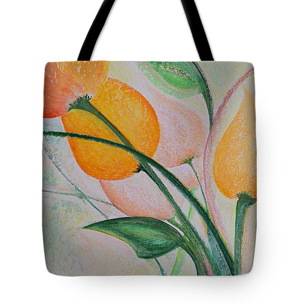 Spring Light Tote Bag