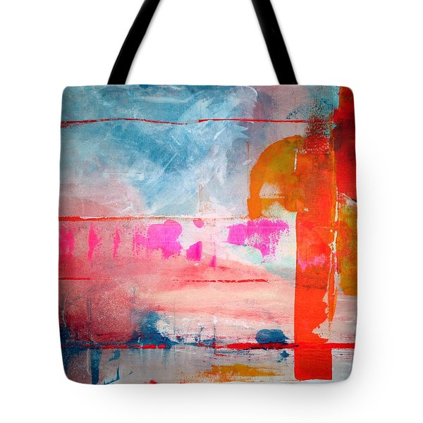 Spring Light North Wind Tote Bag