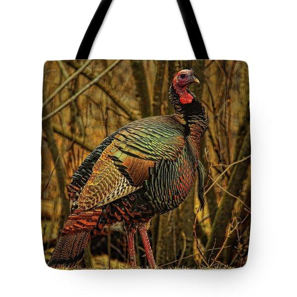 Spring Longbeard Tote Bag