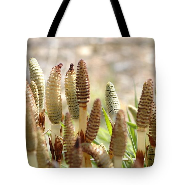 Tote Bag featuring the photograph Spring Macro4 by Jeff Burgess