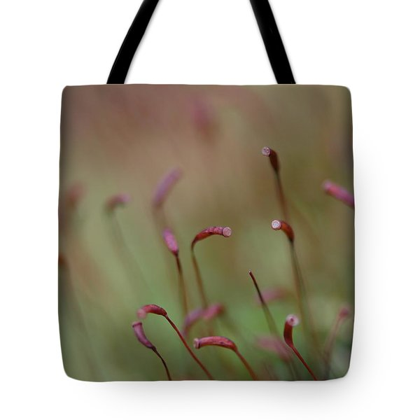 Tote Bag featuring the photograph Spring Macro5 by Jeff Burgess