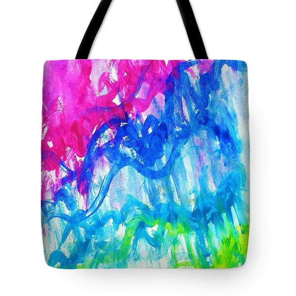 Intuition Tote Bag by Martin Cline
