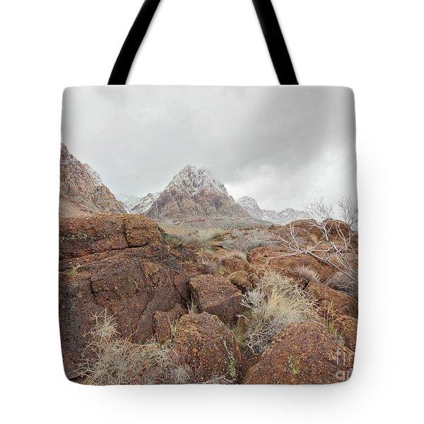 Spring Mountain Ranch Tote Bag