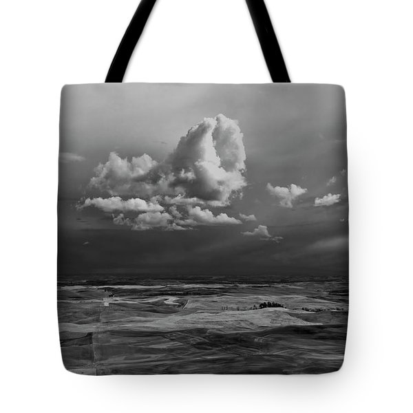 Spring On The Palouse Tote Bag by Albert Seger