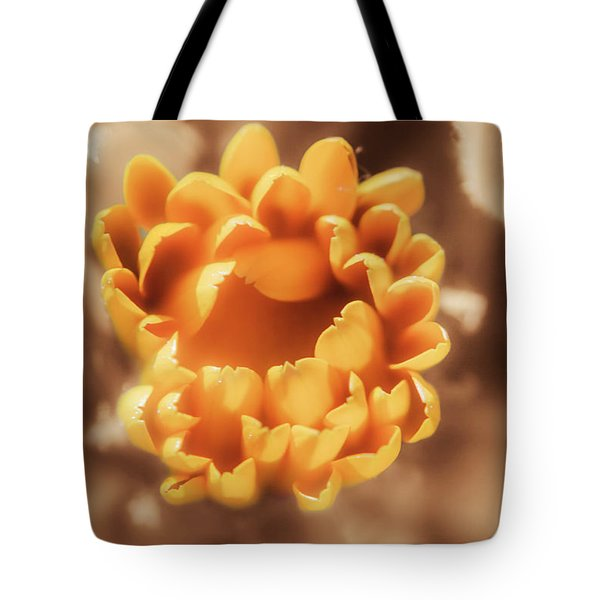 Spring Open Tote Bag