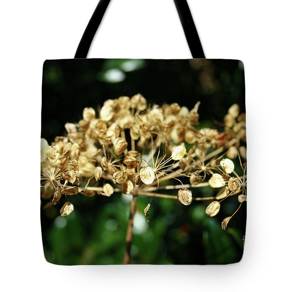 Spring Princess Became Queen Of Autumn Tote Bag