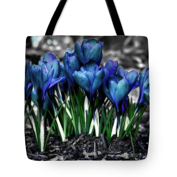 Spring Rebirth Tote Bag