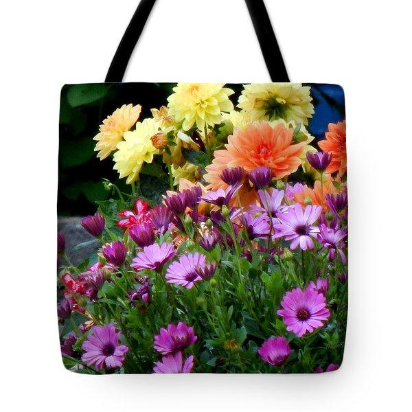 Spring Riot Tote Bag