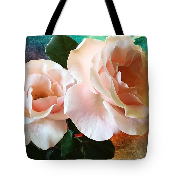 Tote Bag featuring the photograph Spring Roses by Gabriella Weninger - David