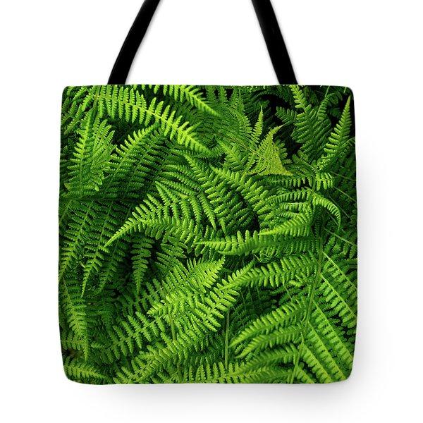 Spring Salad Tote Bag