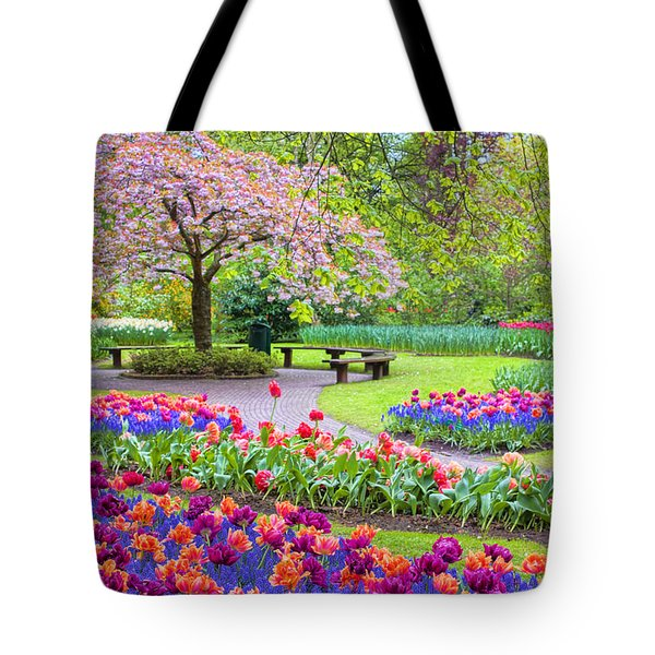 Spring Season Tote Bag