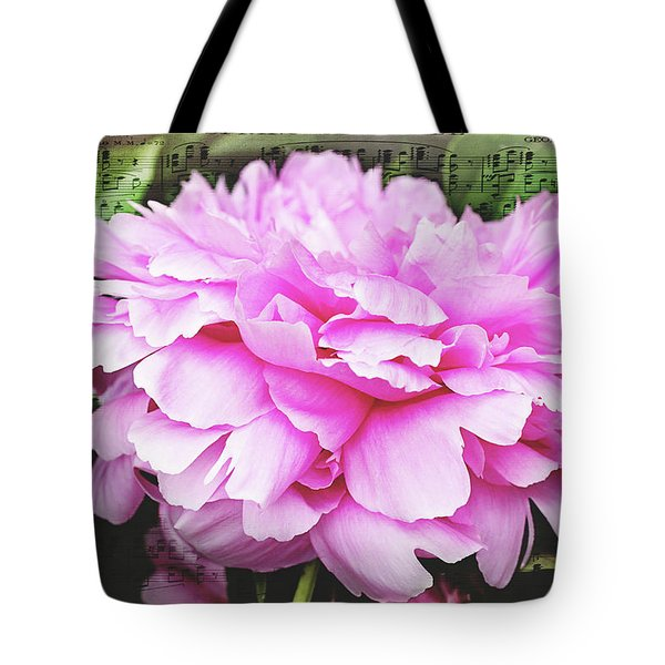 Tote Bag featuring the photograph Spring Serenade  by Trina Ansel