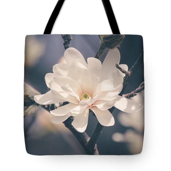 Spring Sonnet Tote Bag