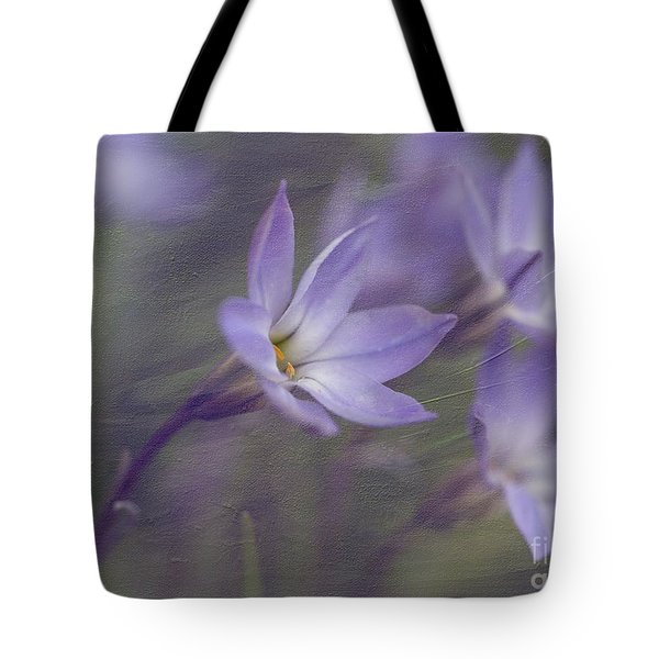 Spring Starflower Tote Bag