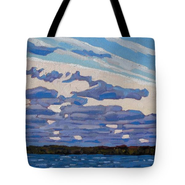 Spring Stratocumulus Tote Bag by Phil Chadwick