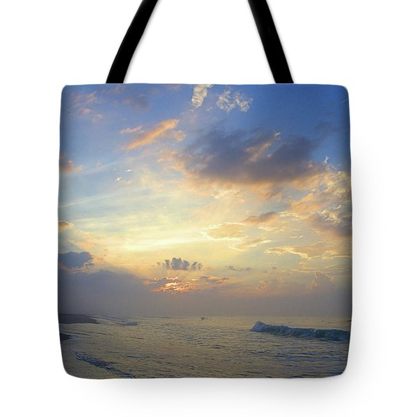 Spring Sunrise Tote Bag