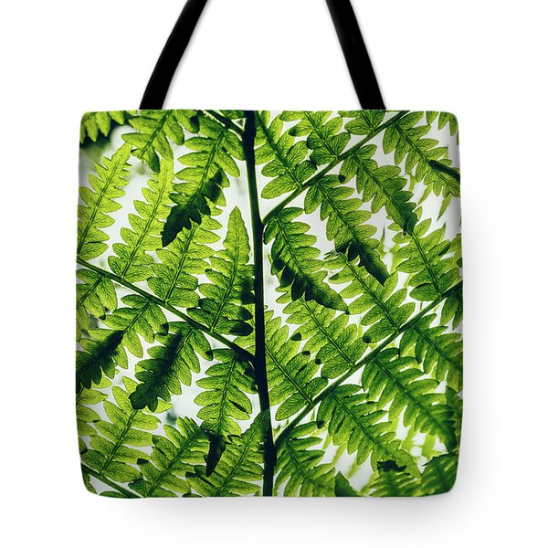 Spring Symmetry Tote Bag