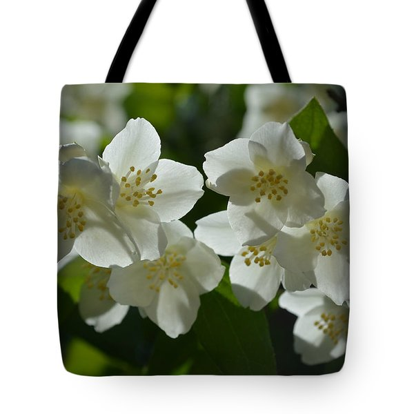 Spring Tenderness Tote Bag