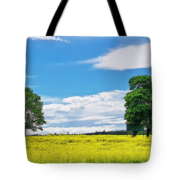 Spring Time Tote Bag by Dennis Bucklin