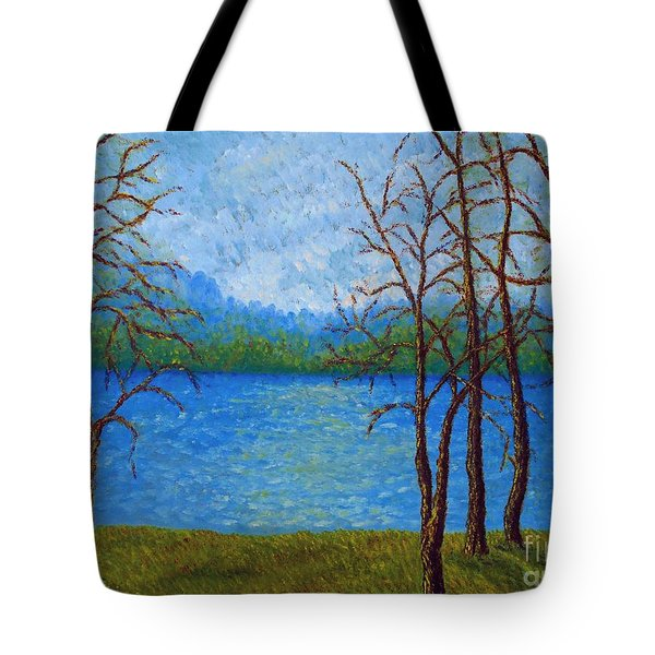 Spring Time In Arkansas Tote Bag