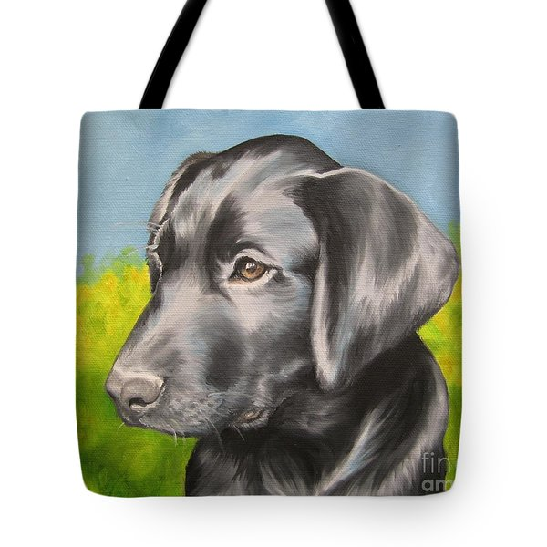Tote Bag featuring the painting Spring Time by Jindra Noewi