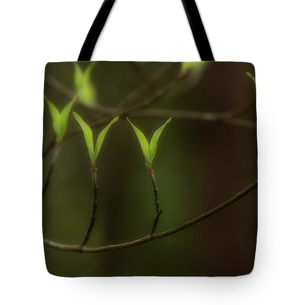 Tote Bag featuring the photograph Spring Time by Mike Eingle