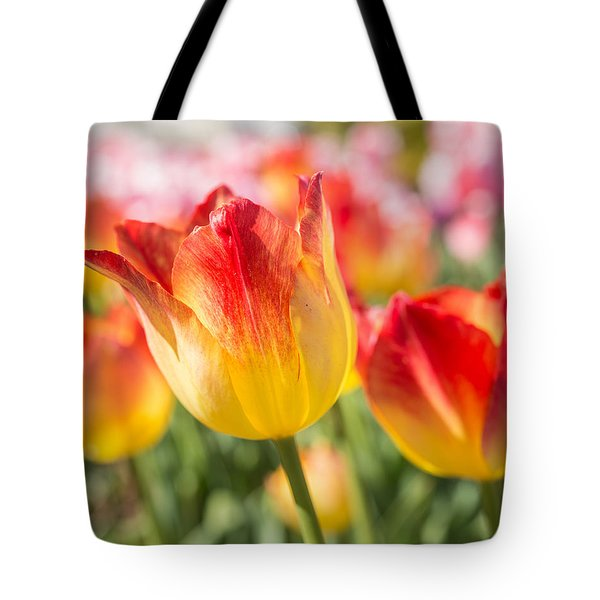 Spring Touches My Soul Tote Bag