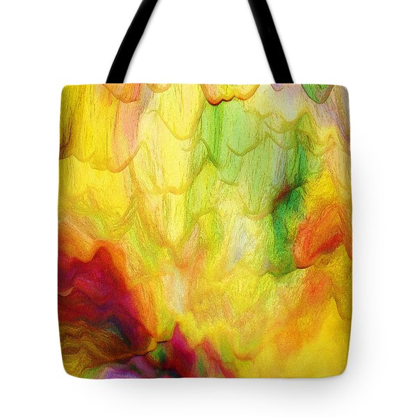 Spring Two 030216 Tote Bag by Matt Lindley