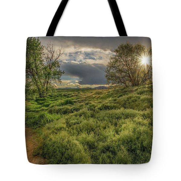 Spring Utopia Tote Bag