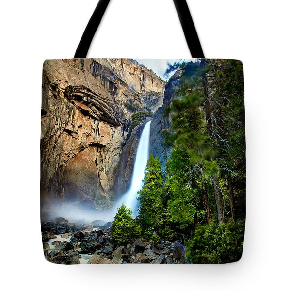 Spring Valley Tote Bag