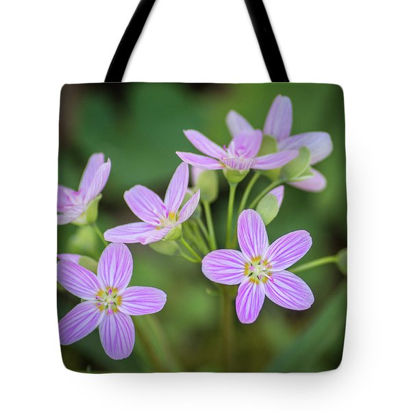 Tote Bag featuring the photograph Spring Vibe by Bill Pevlor