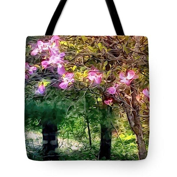 Spring Will Come Tote Bag