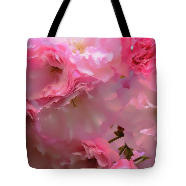 Spring With A Cherry On Top Tote Bag