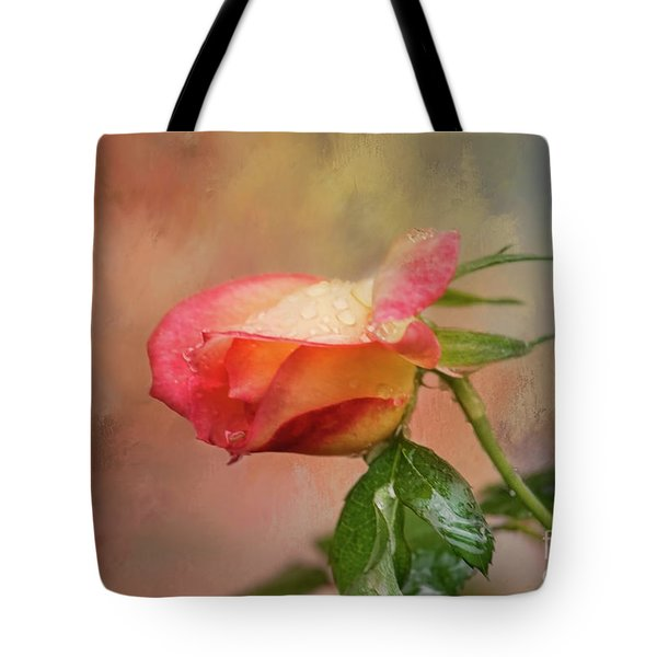 Springing Forth Tote Bag