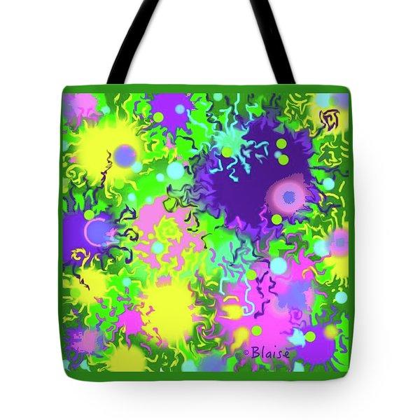 Springing Into Summer Tote Bag