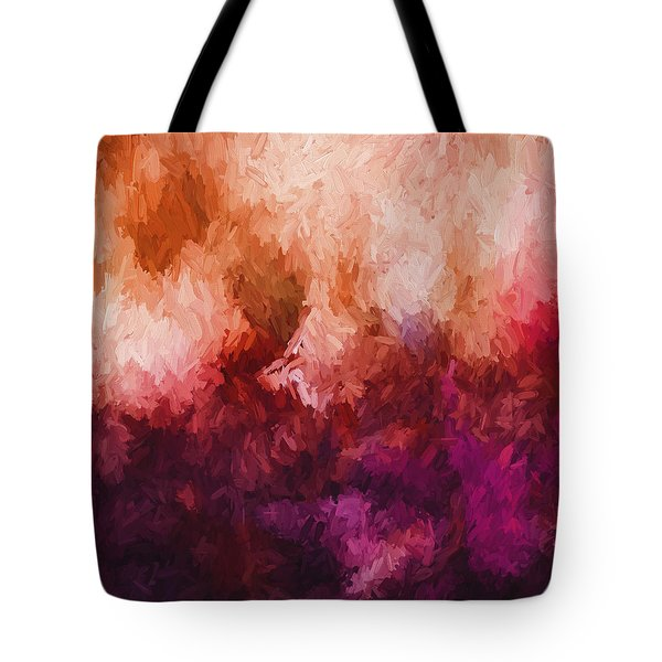 Spring's Entry Tote Bag