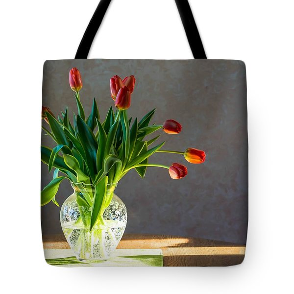 Springs Surprise Tote Bag