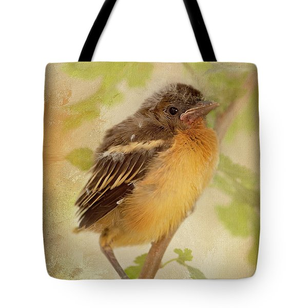 Spring's Sweet Song Tote Bag