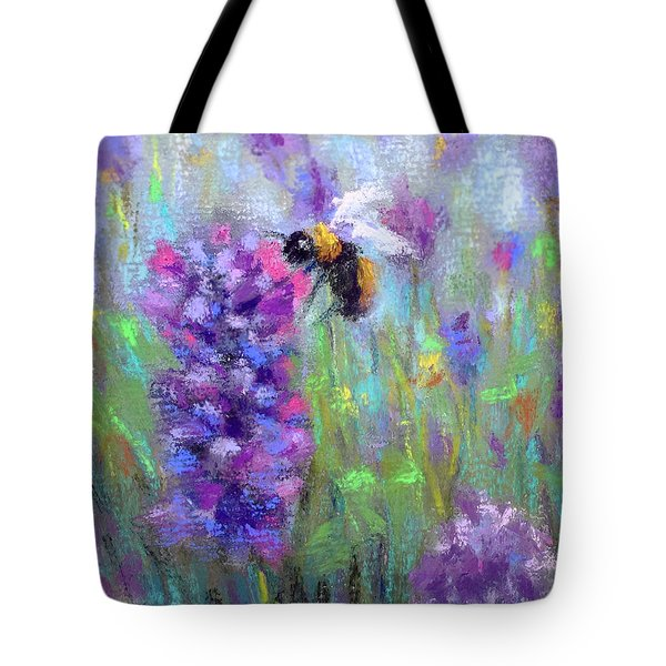 Spring's Treat Tote Bag