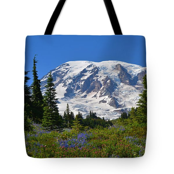Springtime At Paradise 1 Tote Bag