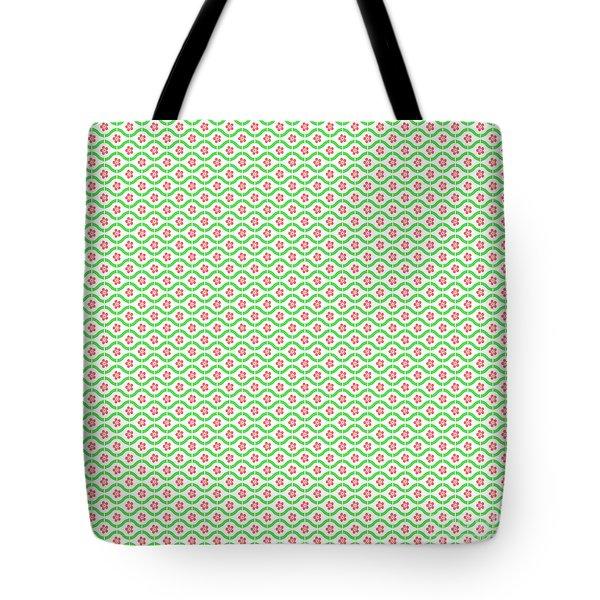 Springtime Botanicals-c Tote Bag
