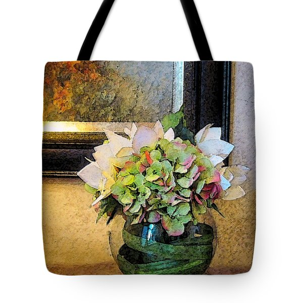 Springtime Delight 1 Tote Bag by Cedric Hampton