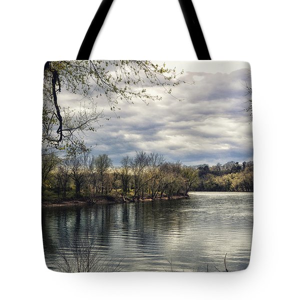 Tote Bag featuring the photograph Springtime In Beautiful West Virginia by Gerlinde Keating - Galleria GK Keating Associates Inc