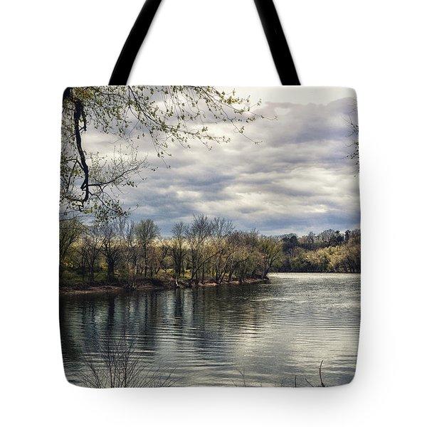 Springtime In Beautiful West Virginia Tote Bag